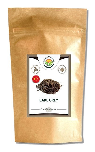 Zobrazit detail výrobku Salvia Paradise Earl Grey 250 g
