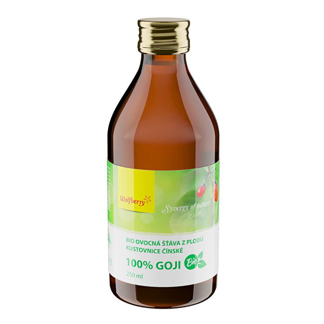 Wolfberry Goji šťava BIO 500 ml