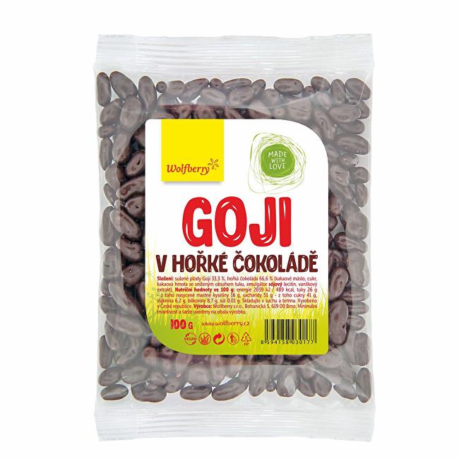 Wolfberry Goji v horkej čokoláde 100 g