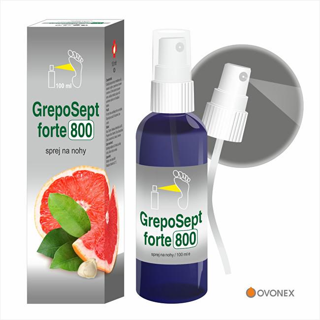 GrepoSept sprej na nohy 100 ml