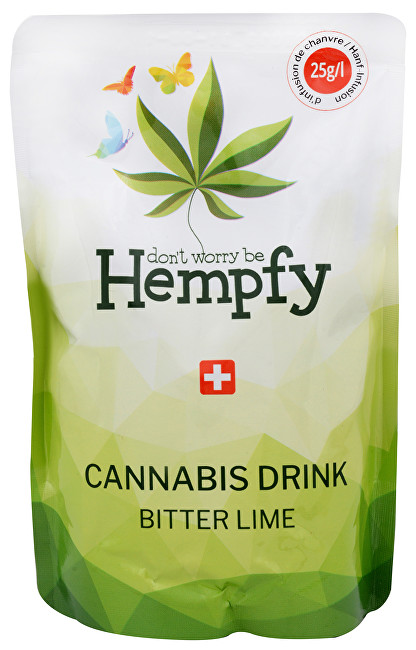 Zobrazit detail výrobku Miroslav Skalický - medicaHERBA Hempfy Canabis drink