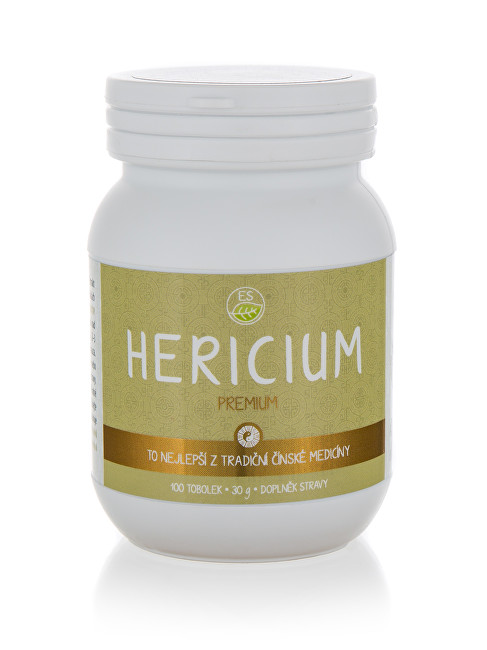Hericium PREMIUM 100 kapslí