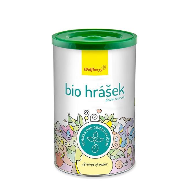 Zobrazit detail výrobku Wolfberry Hrášek BIO semínka na klíčení 200 g