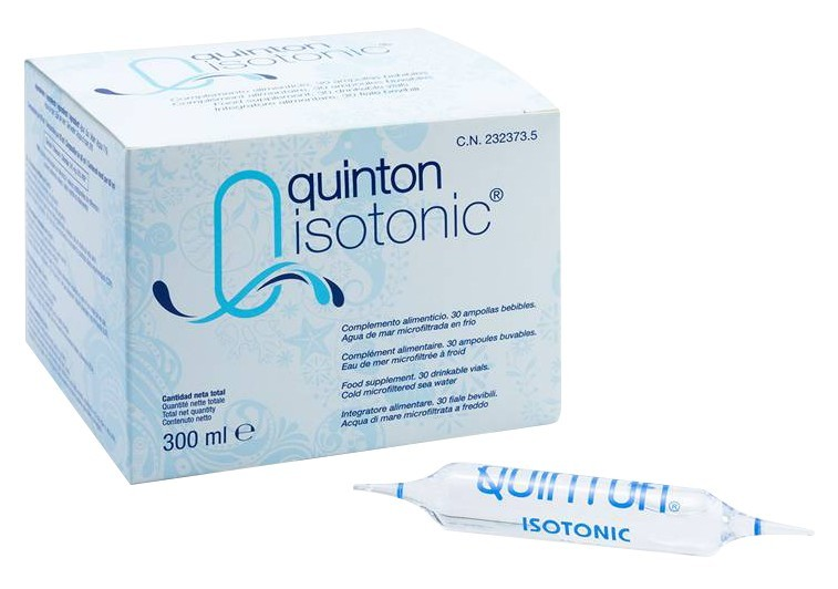 Quinton Isotonic ampule 30 x 10 ml