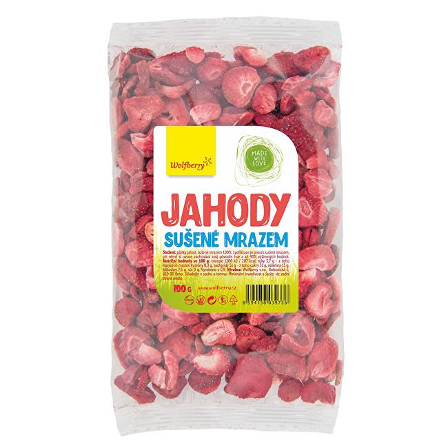 Zobrazit detail výrobku Wolfberry Jahody lyofilizované 500 g