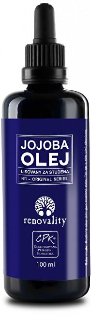 Renovality Jojobový olej 100ml