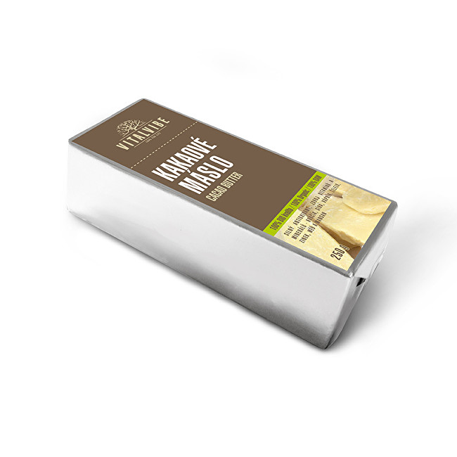 Kakaové máslo BIO 250 g