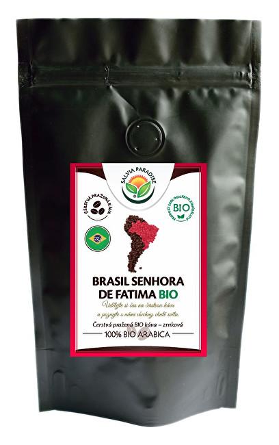 Zobrazit detail výrobku Salvia Paradise Káva - Brasil Senhora de Fatima BIO 1000 g