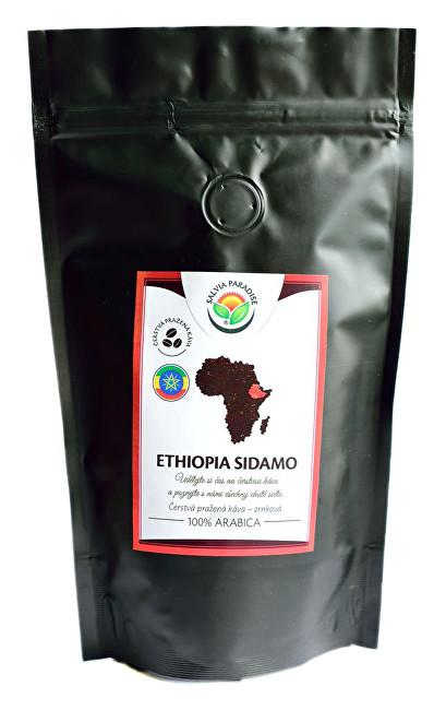 Zobrazit detail výrobku Salvia Paradise Káva - Ethiopia Sidamo 100 g