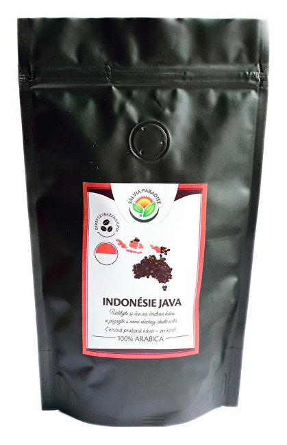 Zobrazit detail výrobku Salvia Paradise Káva - Indonésie Java 100 g