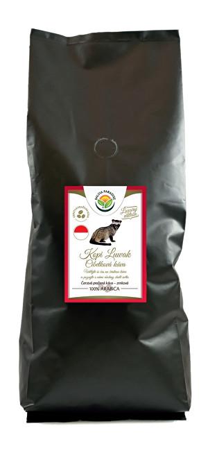 Zobrazit detail výrobku Salvia Paradise Káva - Kopi Luwak - cibetková káva 250 g