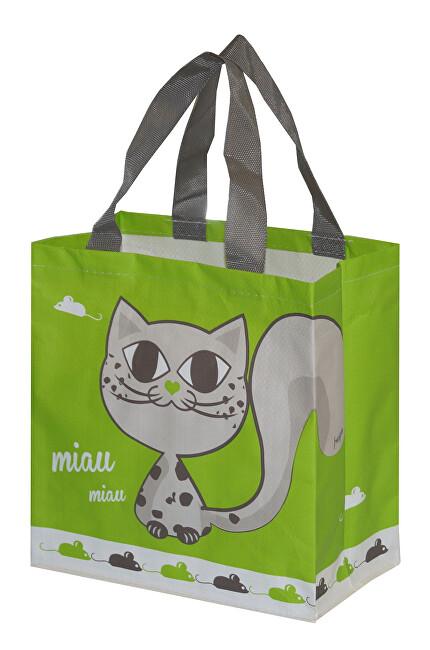 Zobrazit detail výrobku Kappus ECO taška KityKat zelená