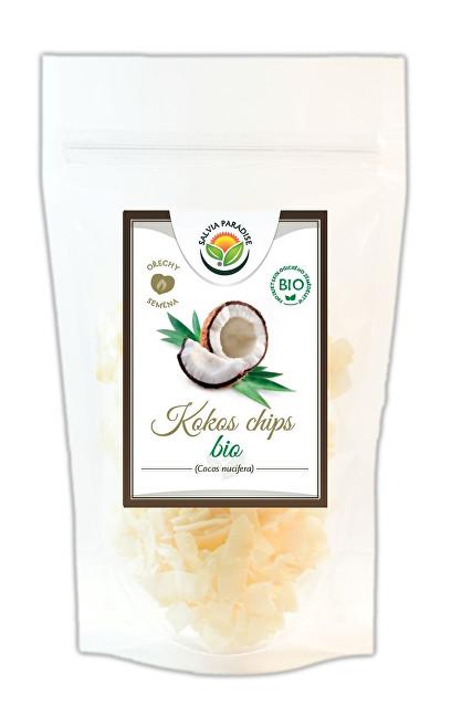 Salvia Paradise Kokos plátky - chipsy BIO 200 g
