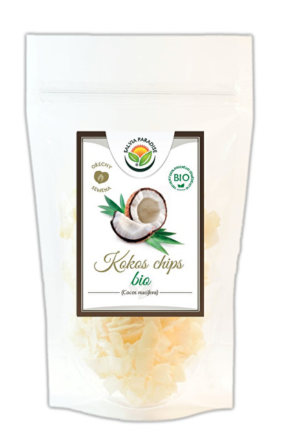 Zobrazit detail výrobku Salvia Paradise Kokos plátky - chipsy BIO 1000 g