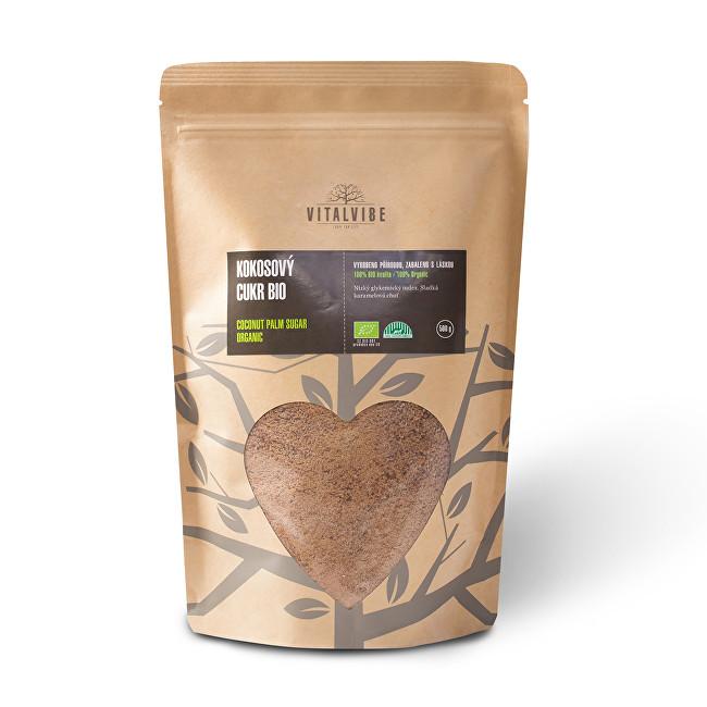 Zobrazit detail výrobku Vitalvibe Kokosový cukr BIO 500 g