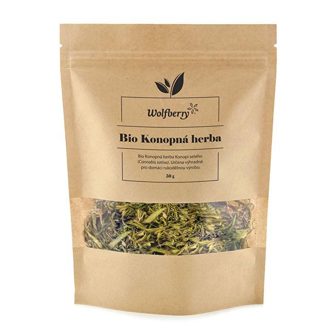 Zobrazit detail výrobku Wolfberry Konopná herba - pro domácí rukodělnou tvorbu BIO 50 g