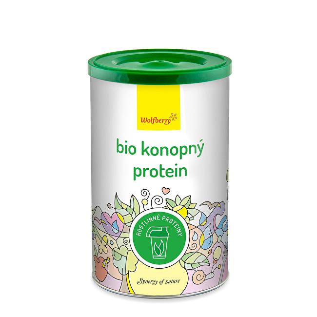 Zobrazit detail výrobku Wolfberry Konopný protein BIO 180 g