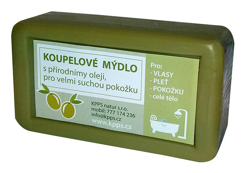 Kappus Koupelové mýdlo - Oliva 150 g