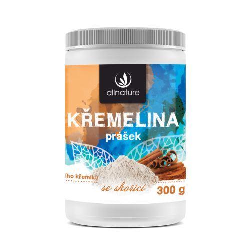 Zobrazit detail výrobku Allnature Křemelina Skořice 300 g