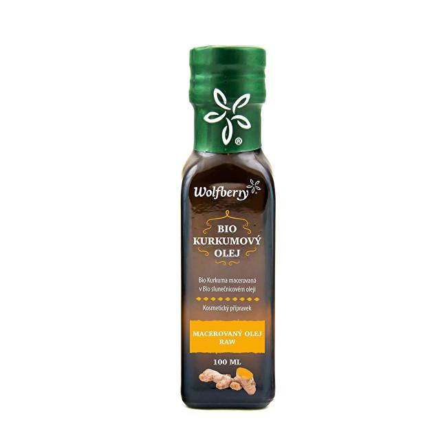 Zobrazit detail výrobku Wolfberry Kurkumový olej BIO 100 ml