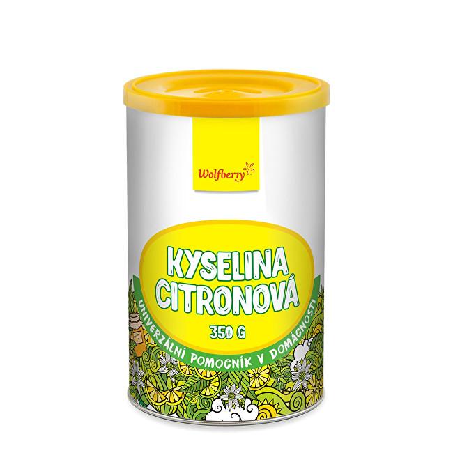 Zobrazit detail výrobku Wolfberry Kyselina citronová 350 g