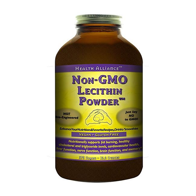 HealthForce Lecitin geneticky neupravený 375 g