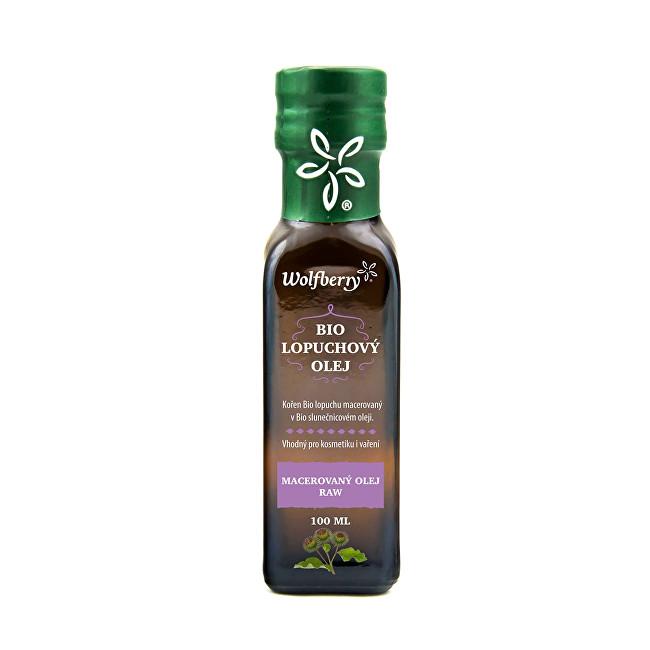 Zobrazit detail výrobku Wolfberry Lopuchový olej BIO 100 ml