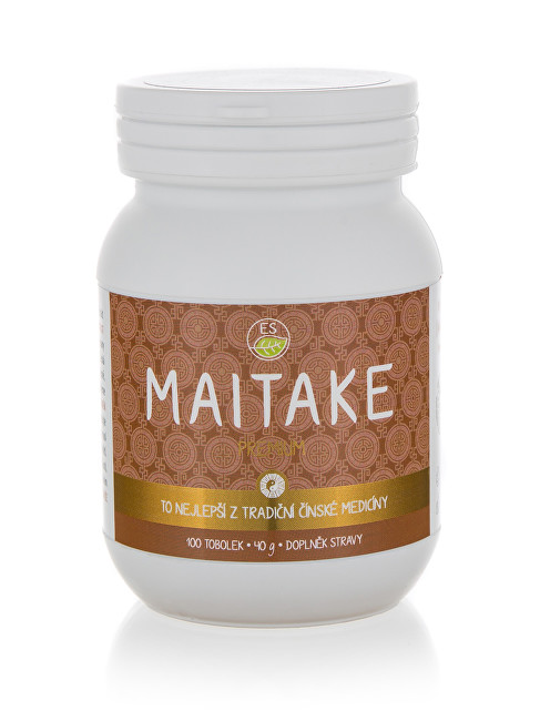 Zobrazit detail výrobku Empower Supplements Maitake PREMIUM 100 kapslí