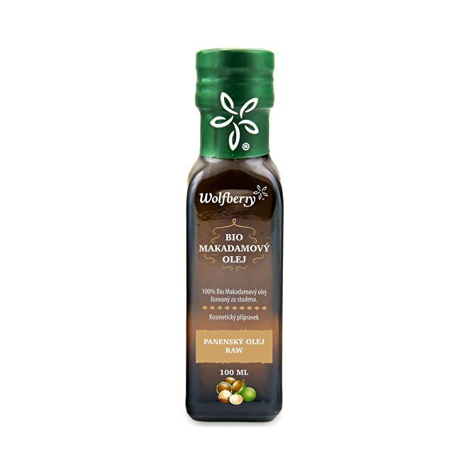 Zobrazit detail výrobku Wolfberry Makadamový olej BIO 100 ml