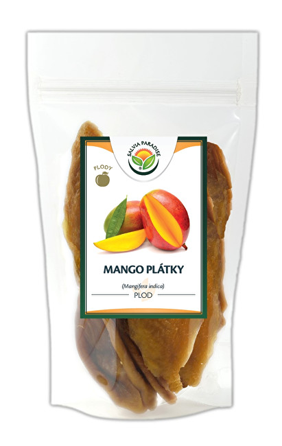 Zobrazit detail výrobku Salvia Paradise Mango plátky 250 g