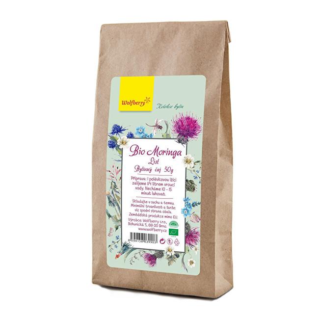 Zobrazit detail výrobku Wolfberry Moringa čaj 50 g