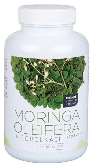 Zobrazit detail výrobku Ondřej Ullrich Moringa oleifera 150 tablet