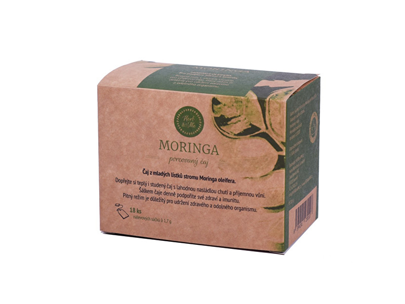 Zobrazit detail výrobku Herb & Me MORINGA porcovaný čaj 18 sáčků