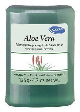 Zobrazit detail výrobku Kappus Mýdlo s přírodním olejem Aloe vera 125 g