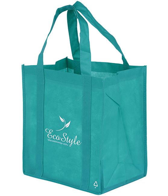 Kappus Nákupní taška ECO Style tyrkys