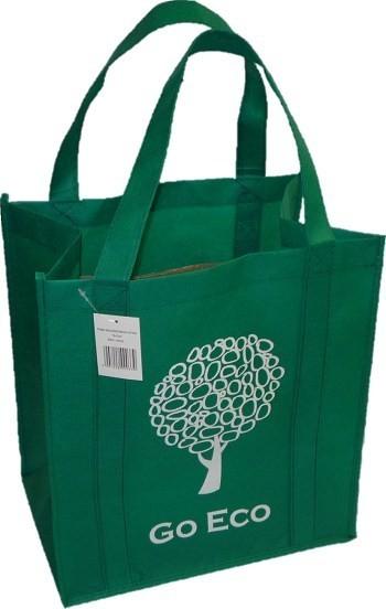 Zobrazit detail výrobku KPPS Nákupní taška GO ECO tmavě zelená
