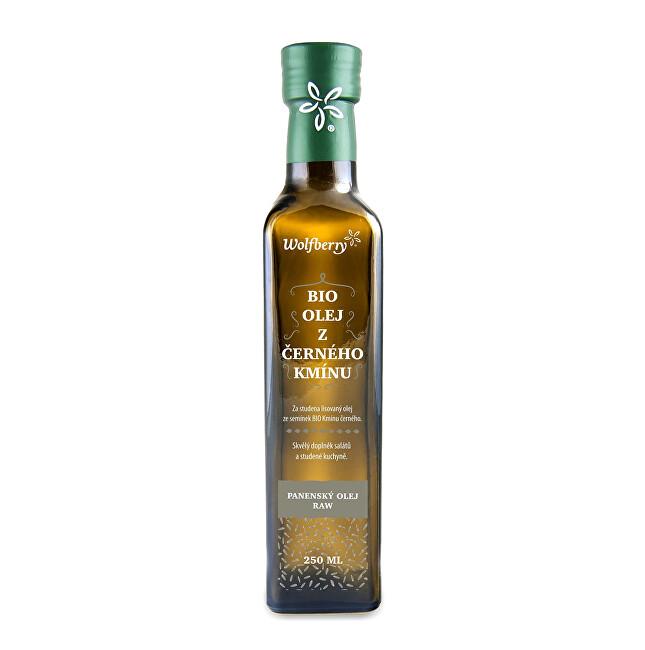 Wolfberry Olej z černého kmínu BIO 250 ml