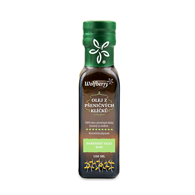 Wolfberry Olej z pšeničných klíčků 100 ml