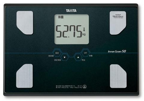Zobrazit detail výrobku Tanita Osobní digitální váha BC-313 černá s tělesnou analýzou