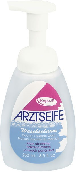 Kappus Pěnové mýdlo lékařské 250 ml