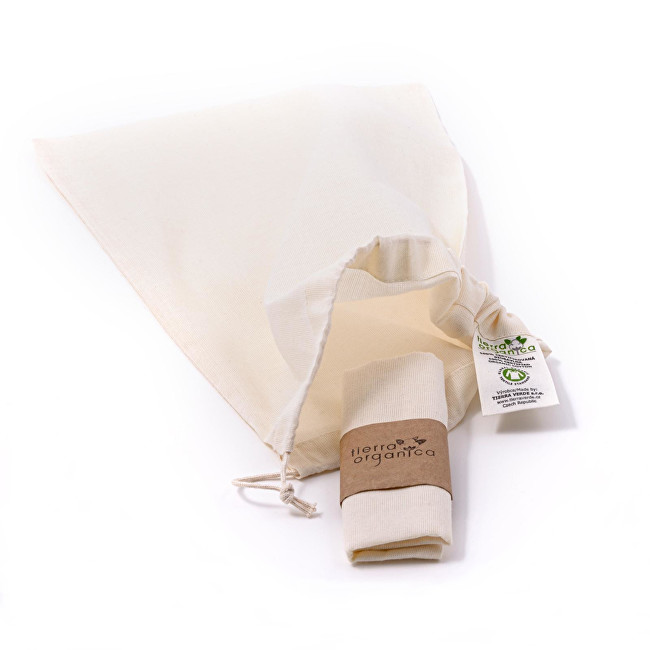 Zobrazit detail výrobku Casa Organica Plátěný sáček – velký (46 × 30 cm)