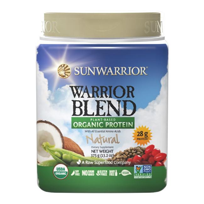 Sunwarrior Protein Blend BIO natural 375 g