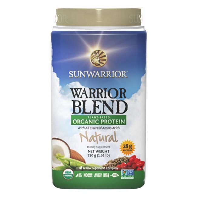 Zobrazit detail výrobku Sunwarrior Protein Blend BIO natural 750 g