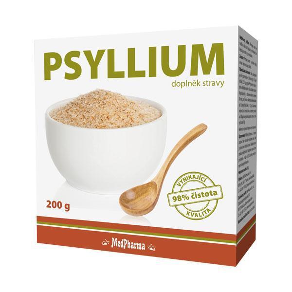 Zobrazit detail výrobku MedPharma Psyllium – rozpustná vláknina 200 g