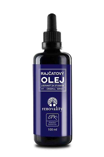 Zobrazit detail výrobku Renovality Rajčatový olej za studena lisovaný ze semen 100 ml s pipetkou