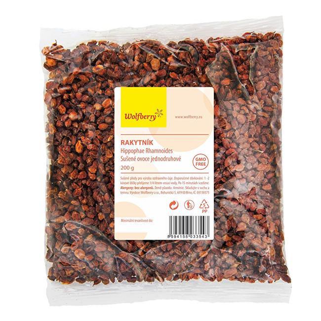 Zobrazit detail výrobku Wolfberry Rakytník plod 200 g