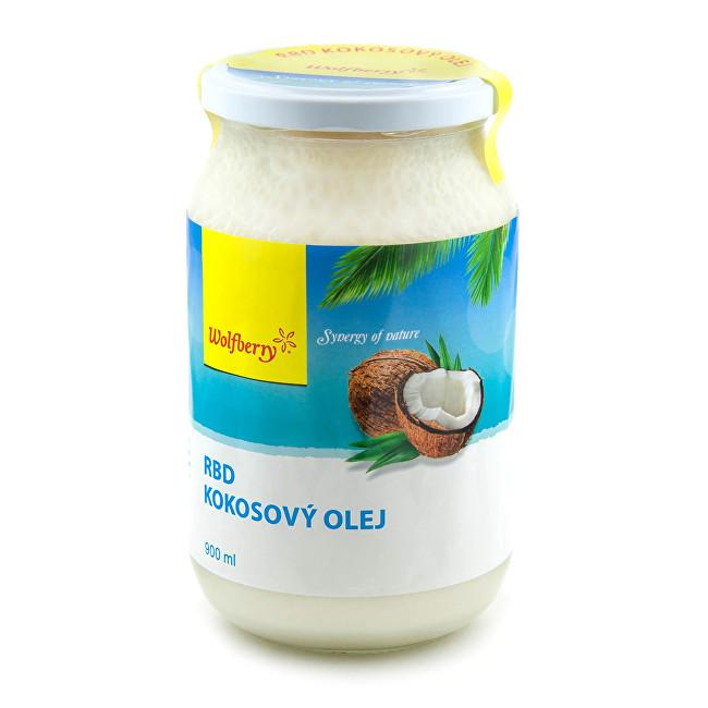 Zobrazit detail výrobku Wolfberry RBD Kokosový olej 900 ml