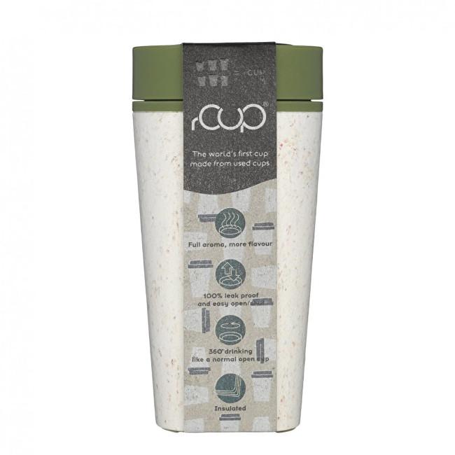 Zobrazit detail výrobku rCUP rCUP opakovaně použitelný kelímek 340ml krémová/zelená