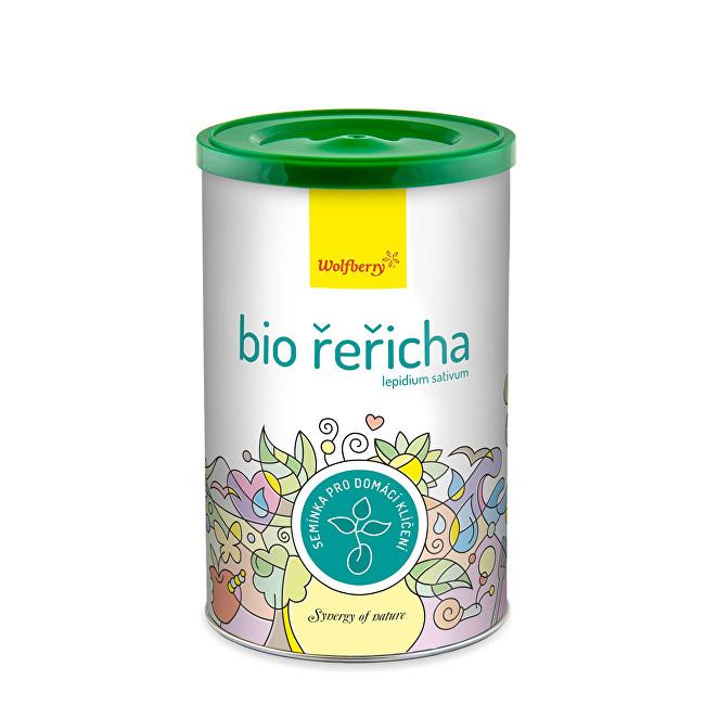 Zobrazit detail výrobku Wolfberry Řeřicha BIO semínka na klíčení 200 g