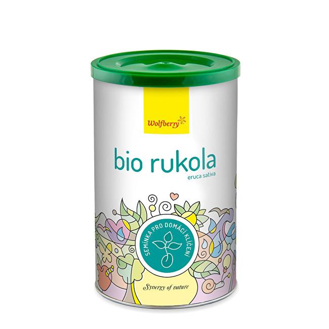 Zobrazit detail výrobku Wolfberry Rukola BIO semínka na klíčení 200 g